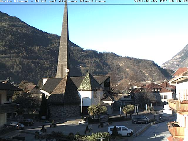 Webcam Algund